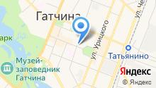 ЛенРегионЭксперт, АНО на карте