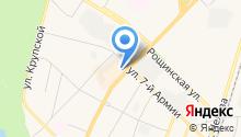КБ РОСПРОМБАНК на карте