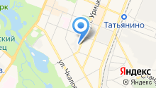 Мировые судьи Гатчинского района на карте