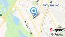 ГИЭФПТ, Государственный институт экономики, финансов на карте