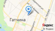 Магазин разливного пива и кваса на ул. Карла Маркса на карте