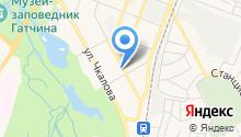 Магазин финских товаров на карте