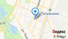 Почтовое отделение №188305 на карте