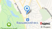 Аптека №51 на карте