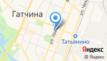 Магазин обуви и аксессуаров на карте