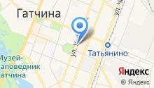 Магазин окон и дверей на ул. Урицкого на карте