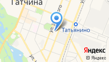 ЯНИС на карте