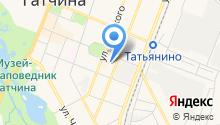 Телестар на карте