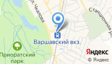 Табак City на карте