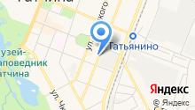 Акбар на карте