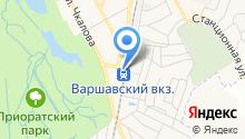 Магазин газового оборудования на карте