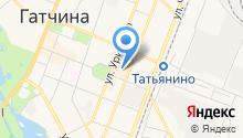 Магазин мужской одежды и обуви на карте
