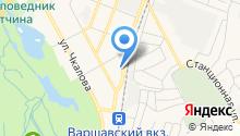 Историко-мемориальный музей-усадьба им. П.Е. Щербова на карте