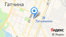 Меха из Пятигорска на карте