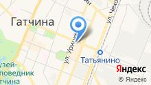 Сеть магазинов сантехники на карте