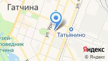 Магазин штор и мужской одежды на карте