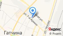 Арт Март Студио на карте