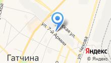 Бухгалтерика на карте
