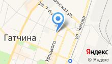 Мальвенок на карте