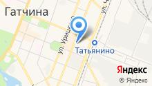 Центральная городская библиотека им. А. И. Куприна на карте
