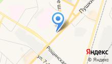 Флогистон на карте