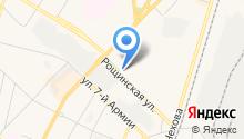 Анастейshа на карте