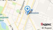 Школа парикмахерского искусства Натальи Гасан на карте