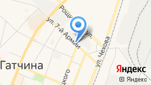 Межрайонная инспекция Федеральной налоговой службы России №7 по Ленинградской области на карте