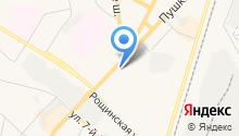Суши шоп на карте