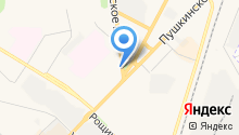 Фикс Тайм на карте