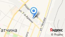 ТИМК на карте