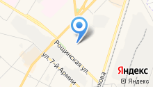 Гатчинский педагогический колледж им. К.Д. Ушинского на карте