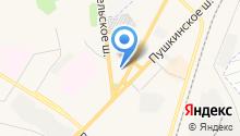 МОЙДОМ на карте