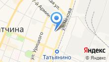 Государственный институт экономики, финансов, права и технологий на карте