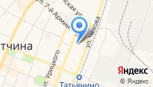 Студия Восточного танца Софьи Легостаевой на карте