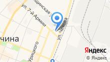 Юридическое бюро на карте