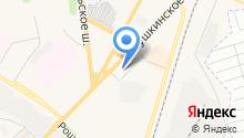 Ленстройтрест, ЗАО на карте