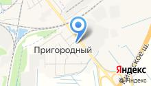 Межрайонный регистрационно-экзаменационный отдел ГИБДД №10 на карте