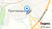 У Евгенича на карте