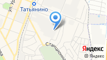 Орион-Спецсплав-Гатчина на карте