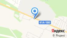Продуктовый магазин на Чёрной Речке (Всеволожский район) на карте
