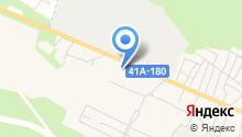 Магазин кожгалантереи на Чёрной Речке на карте