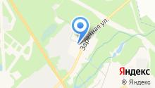 Автокомплекс на Заречной (Всеволожский район) на карте