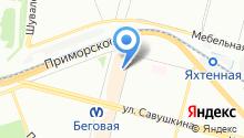 Aina на карте