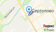 VIP-Karta на карте