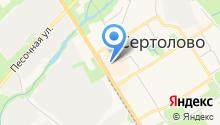 """""""ВиктОриЯ"""" - САЛОН КРАСОТЫ на карте"""