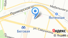 25 отдел полиции Управления МВД Приморского района на карте