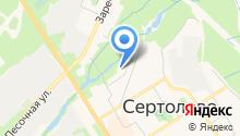 Магазин религиозных товаров на карте
