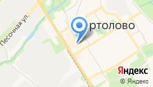 Полония на карте