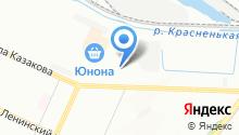 2х2 сервис на карте